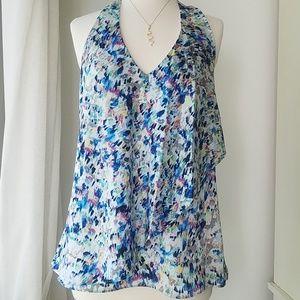 Ann Taylor flowing blouse